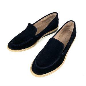 Adam Tucker Loafers Flats Black Size 7